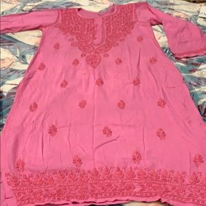 Dresses & Skirts - 🌹COTTON KURTA IN BANARSI DESIGN🌹